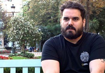 Daniel Martínez, National Geographic